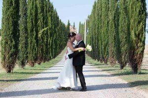 incoming wedding