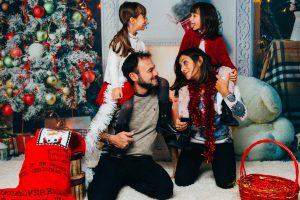 servizio fotografico natalizio milano
