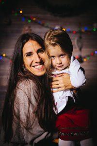 servizio fotografico natalizio