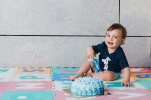 book fotografico smash cake milano
